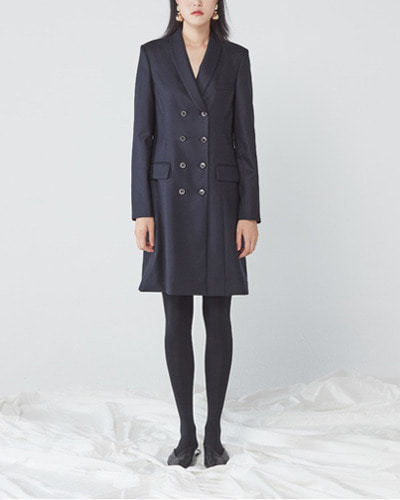 JO5 tux jacket dress  navy